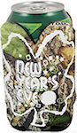 Mossy Oak Shamrock Shaped Can Coolers